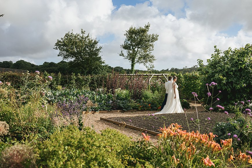 7 Stunning Wedding Venues In The South West - River Cottage | CHWV