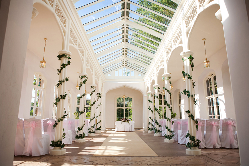 7 Stunning Wedding Venues In The South West - St Audries Park | CHWV
