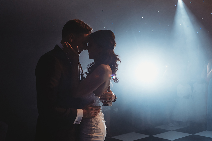 How To Spend Time Together On Your Wedding Day - First dance | CHWV