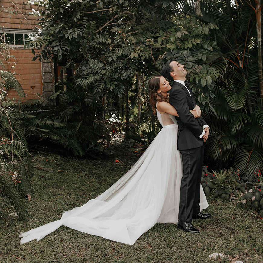 How To Spend Time Together On Your Wedding Day - First look | CHWV