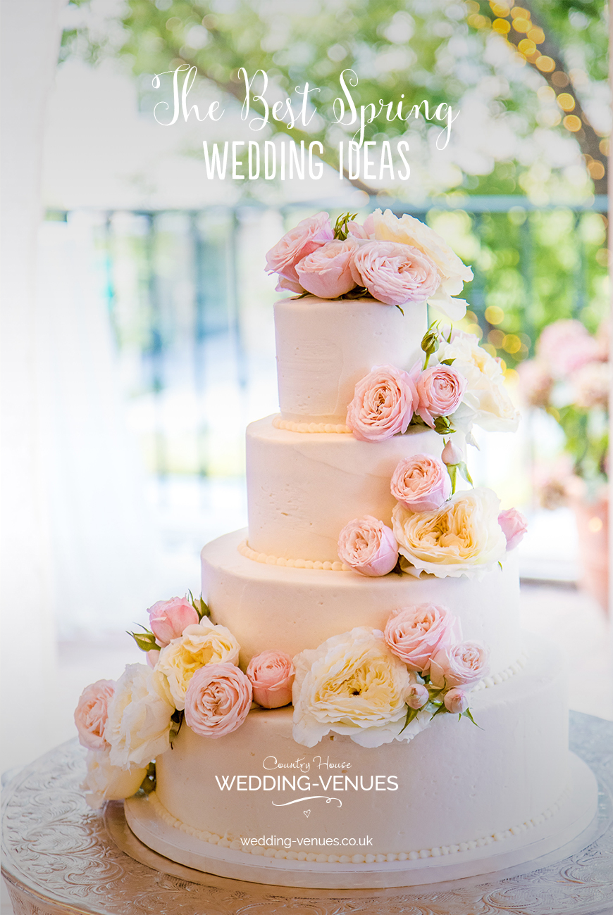 The Best Spring Wedding Ideas | CHWV