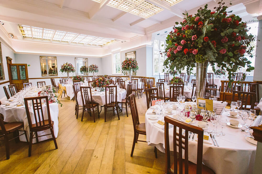 7 Stunning Staffordshire Wedding Venues - Pendrell Hall | CHWV