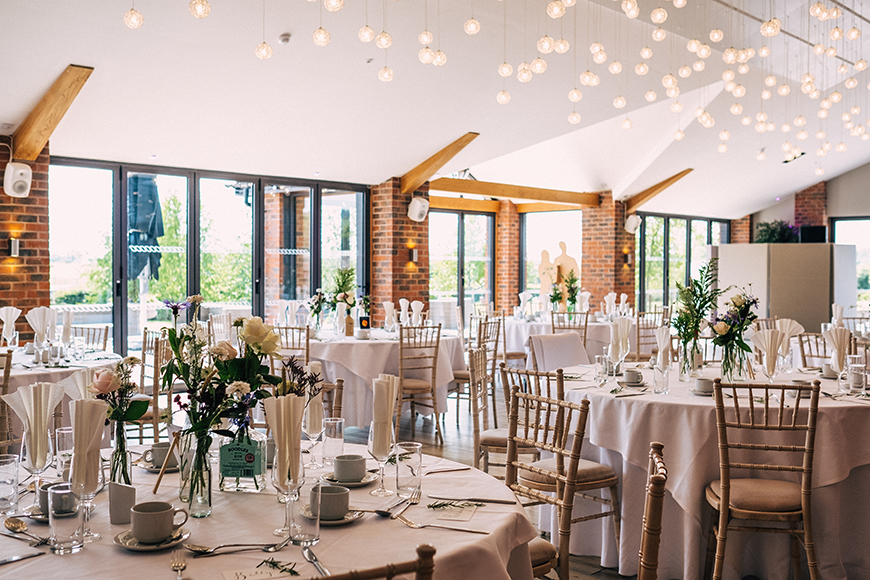 7 Stunning Staffordshire Wedding Venues - The Boat House | CHWV