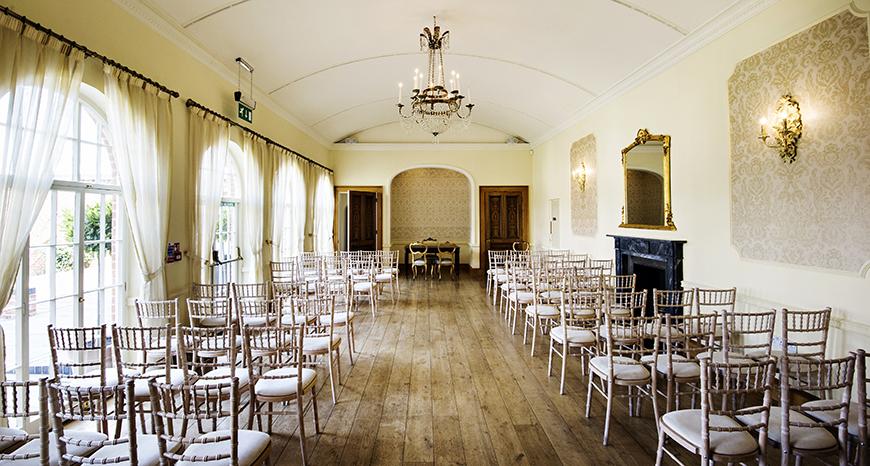 7 Stunning Staffordshire Wedding Venues - Alrewas Hayes | CHWV