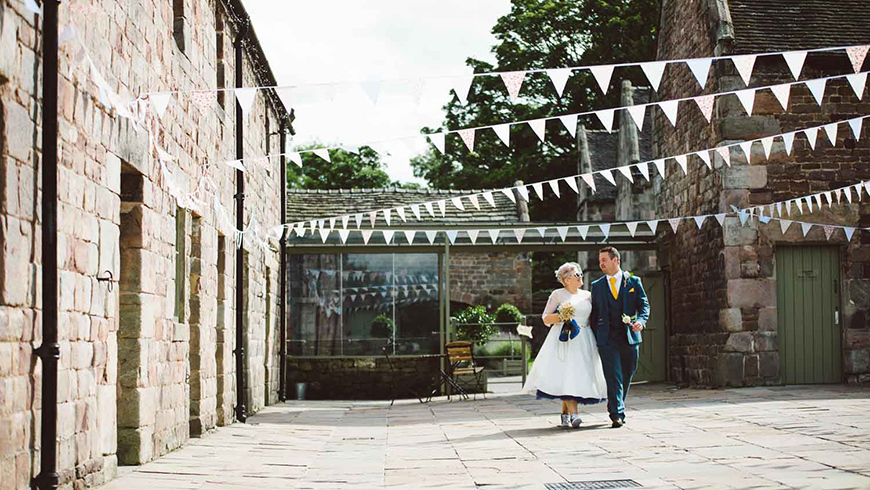 7 Stunning Staffordshire Wedding Venues - The Ashes | CHWV
