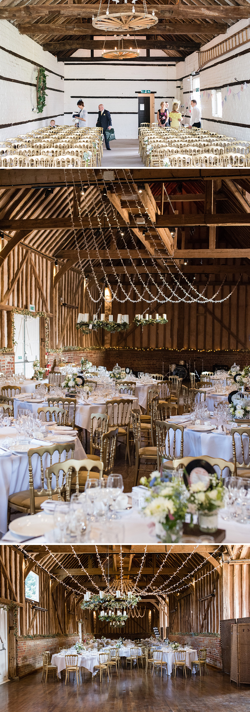 A Country Fair-Inspired Wedding at Lillibrooke Manor - The venue | CHWV