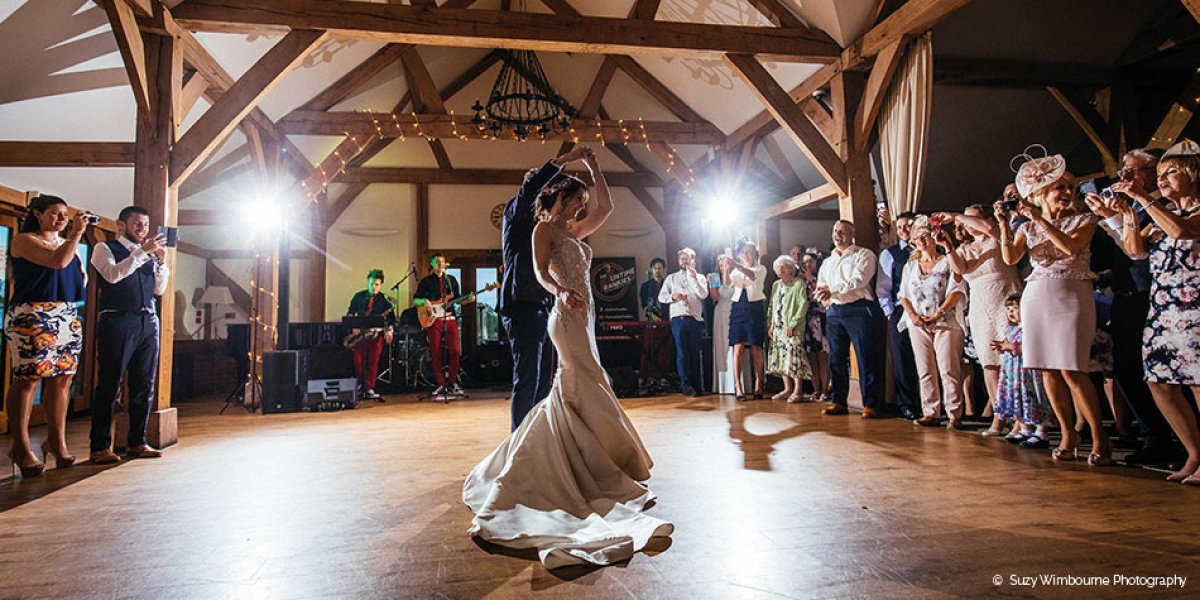 3 Reasons To Love Sandhole Oak Barn | CHWV