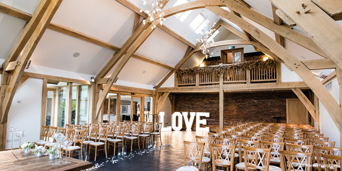 3 Reasons To Love Mythe Barn | CHWV