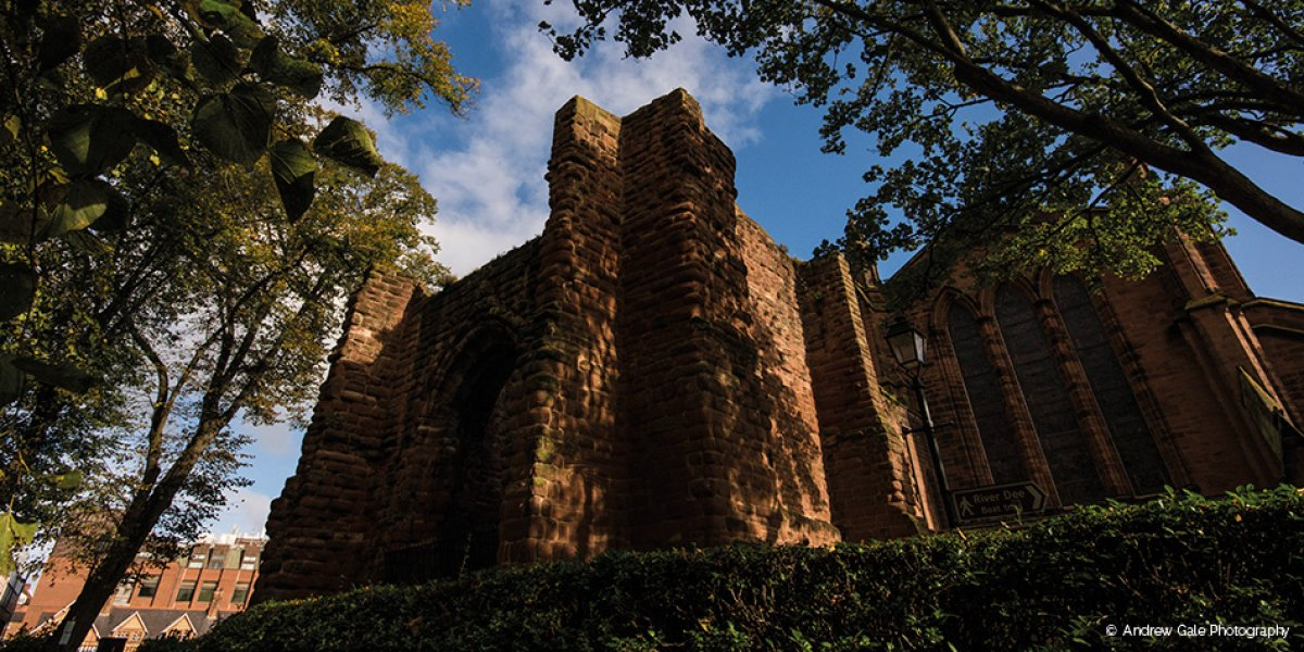 3 Reasons To Love Old Palace Chester | CHWV