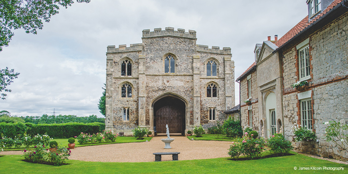 3 Reasons To Love Pentney Abbey | CHWV
