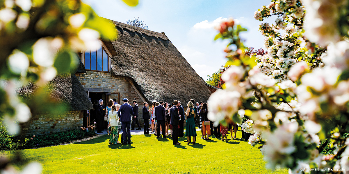 Blackwell Grange barn wedding venue in Warwickshire - 2019 special offer | CHWV