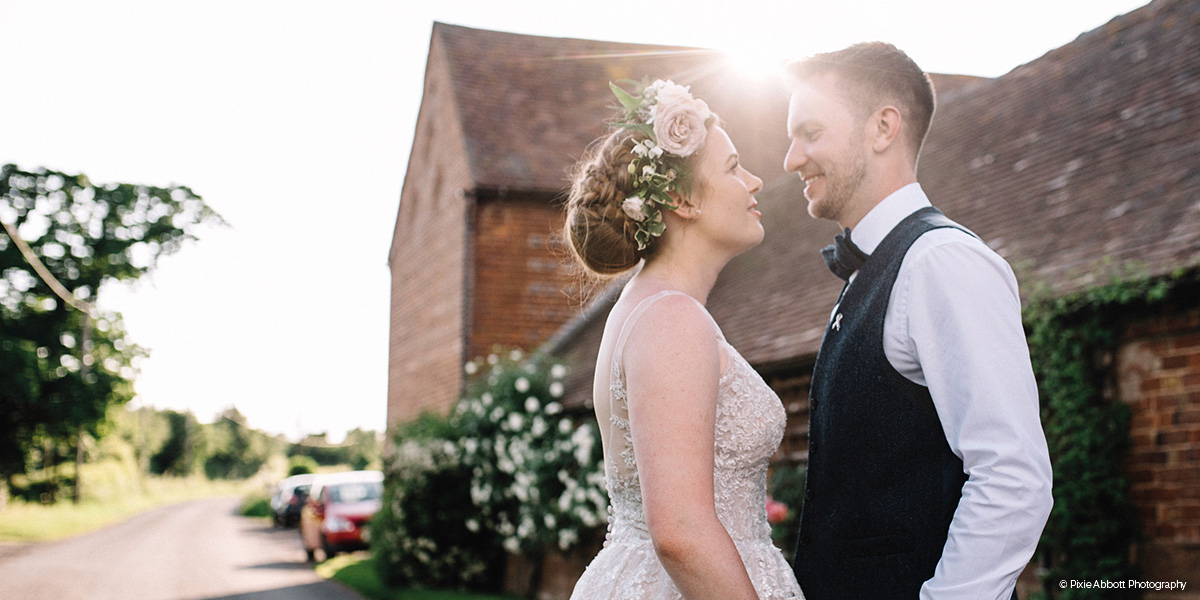 Curradine Barns wedding venue in Worcestershire - 2019 special offer | CHWV