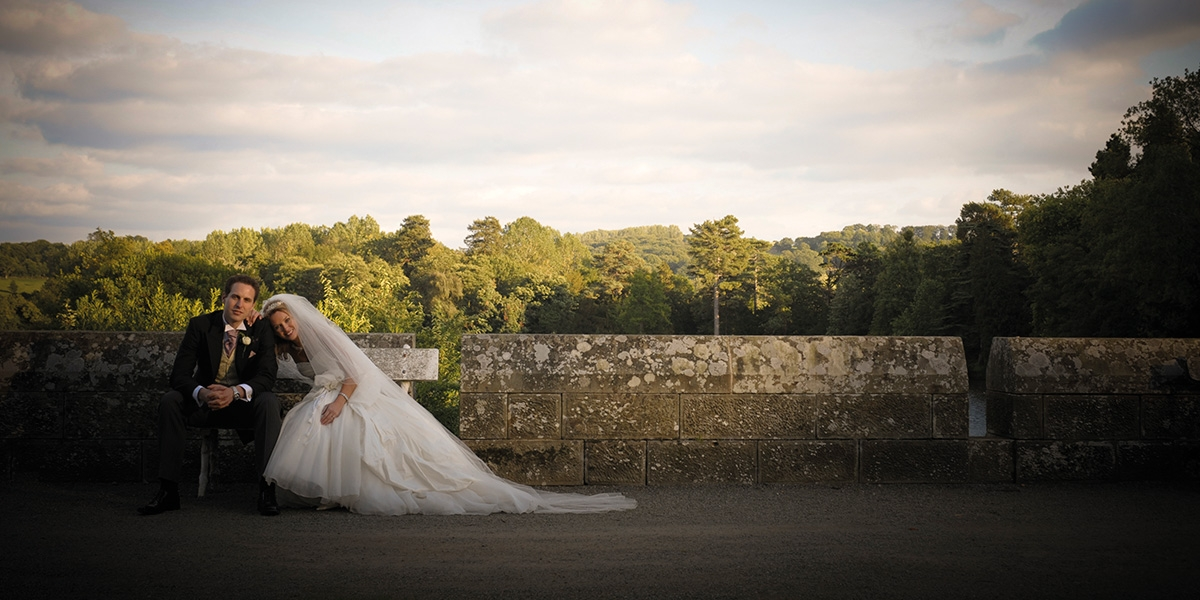 Eastnor Castle wedding venue in Herefordshire - Wedding showcase event | CHWV