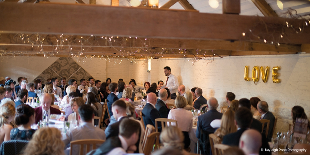Nicola and Will's Special Day at Curradine Barns | CHWV