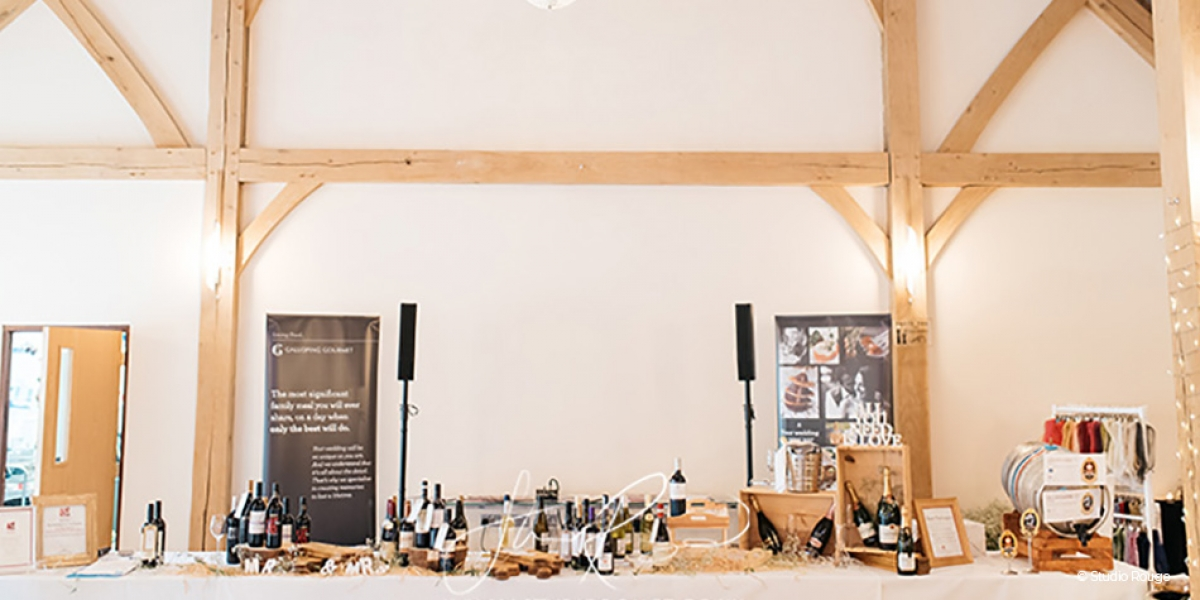 Rivervale Barn in Hampshire Tasting Event | CHWV
