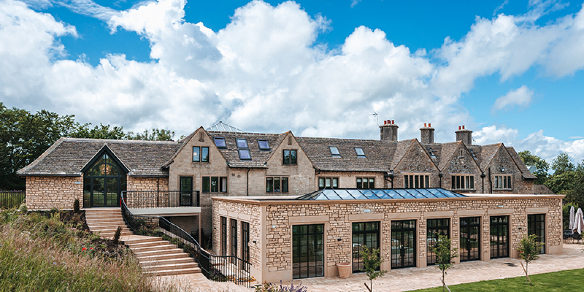 Exterior of The Pear Tree | Wedding Venues Wiltshire