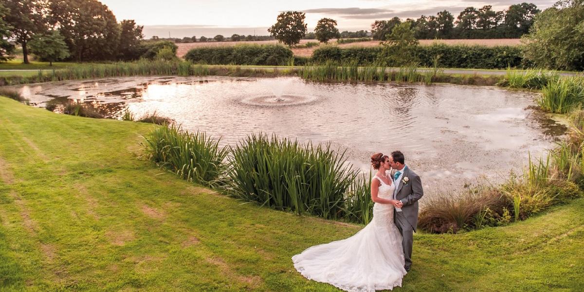 Alrewas Hayes Manor House Wedding Venue Staffordshire
