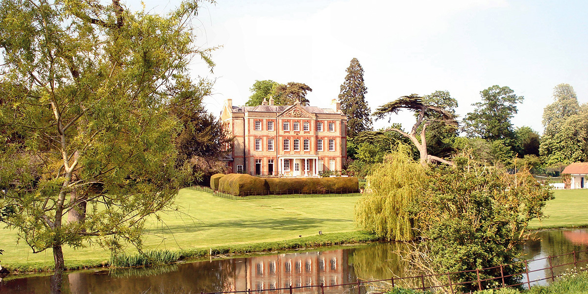 Ardington House wedding venue in Oxfordshire - 2020 Special offer | CHWV