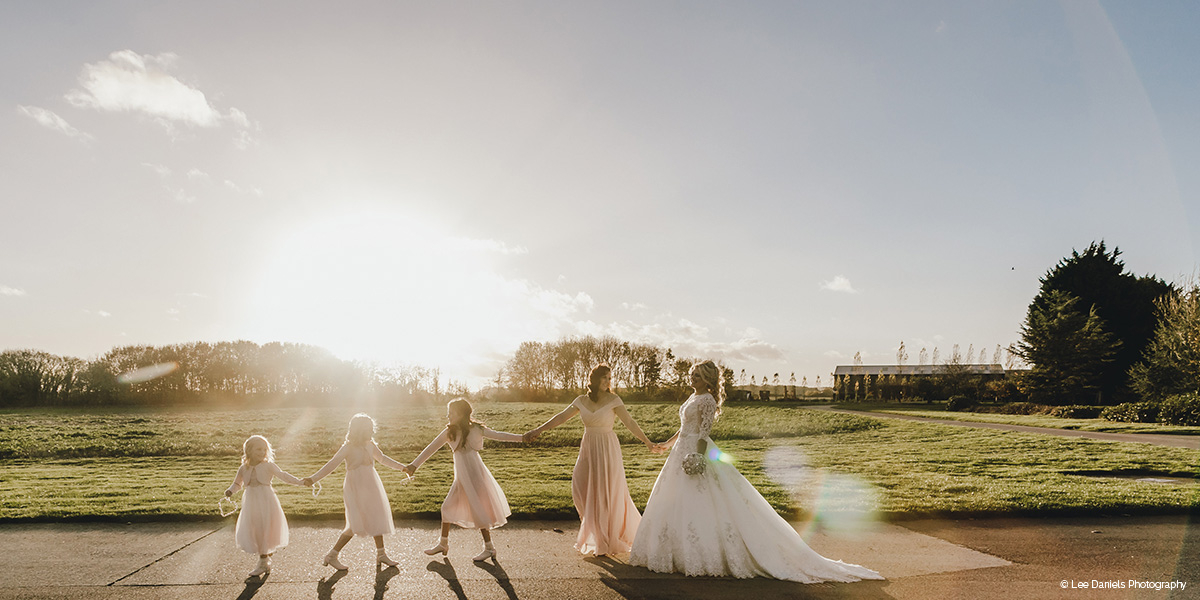 Bassmead Manor Barns wedding venue in Cambridgeshire - Wedding open morning | CHWV