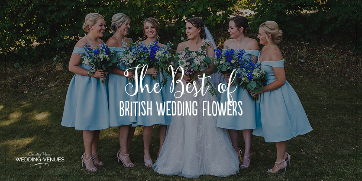 The Best Of British Wedding Flowers | CHWV