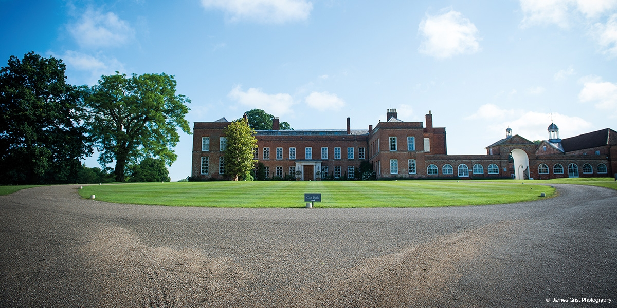 Braxted Park Wedding venue in Essex - Late availability | CHWV