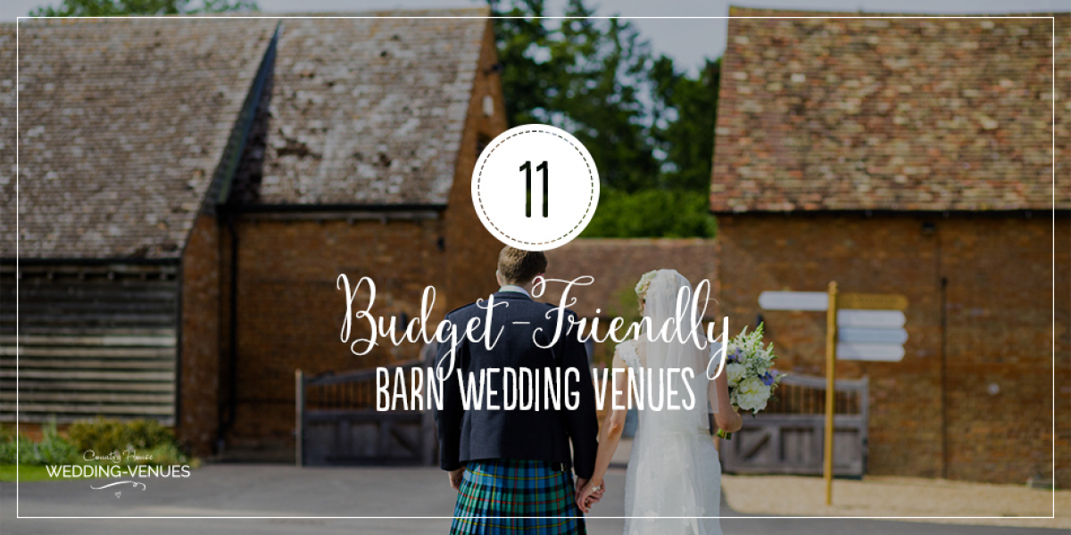11 Budget-Friendly Barn Wedding Venues | CHWV