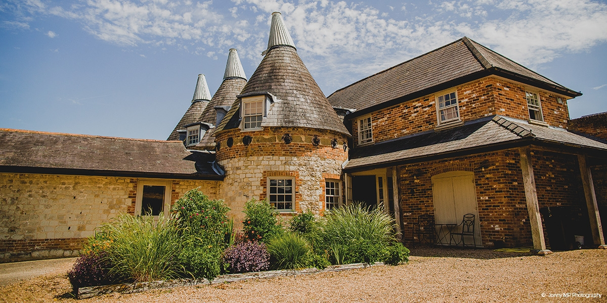 Barn Wedding Venues Surrey | The Barn at Bury Court | CHWV
