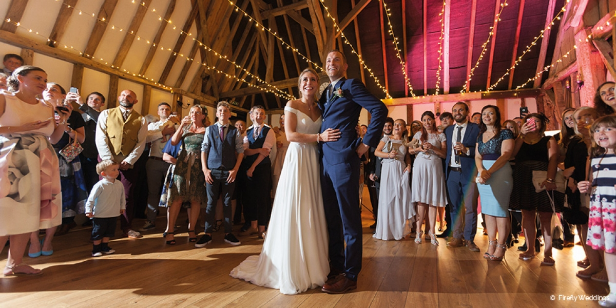 Chloe and Tommy's Special Day at Clock Barn | CHWV