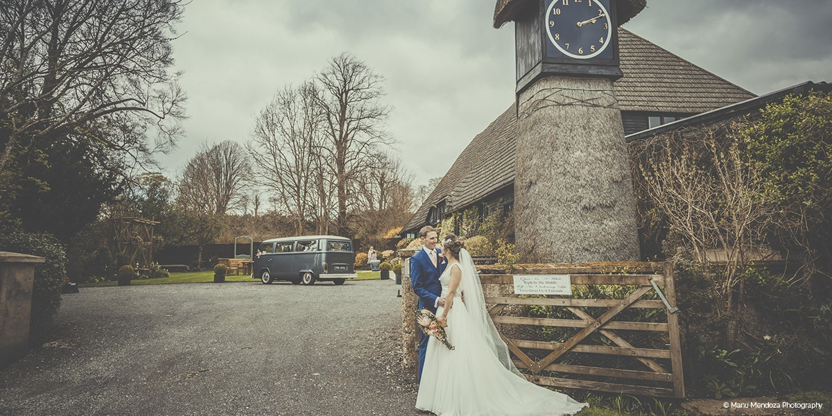 Clock Barn wedding venue in Hampshire - 2018 Special offer | CHWV