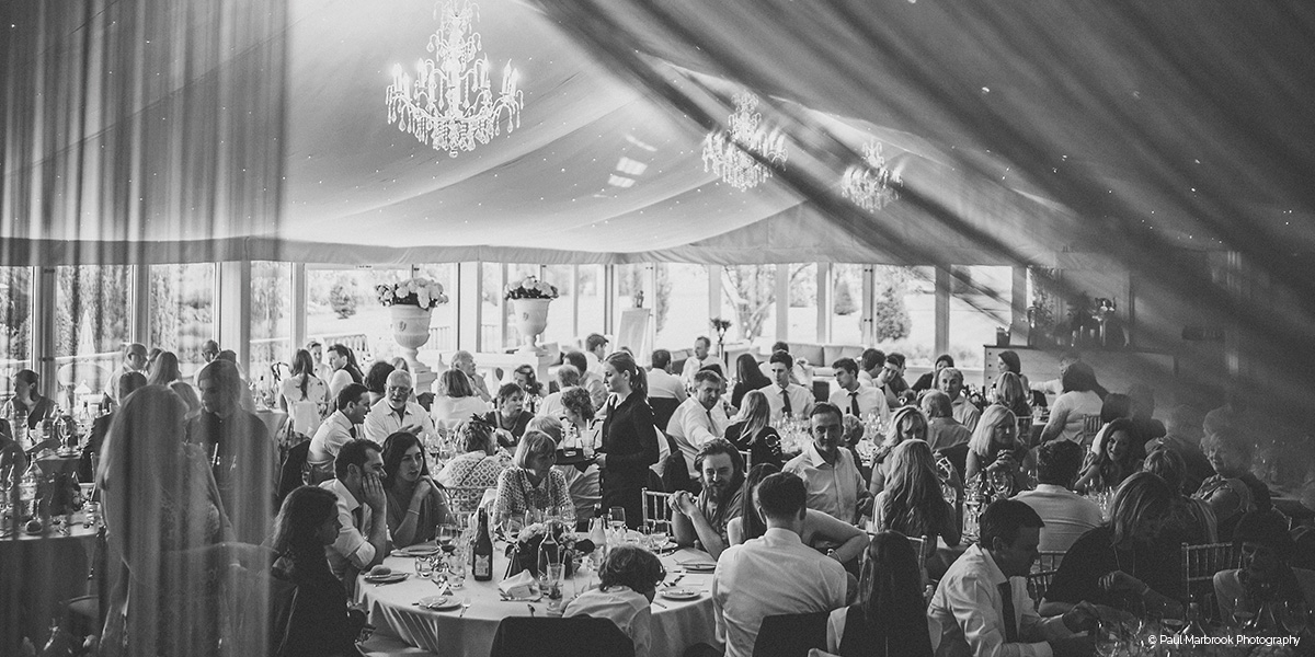 Combermere Abbey wedding venue in Shropshire - Midweek package | CHWV