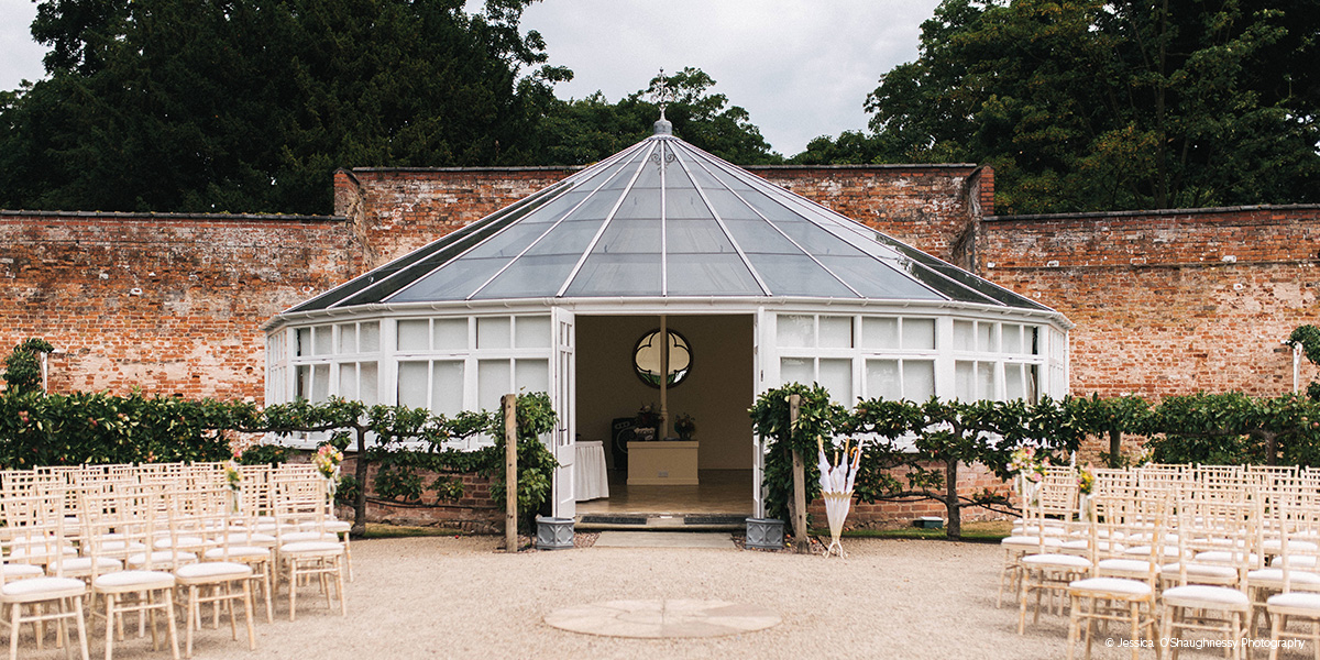 Combermere Abbey wedding venue in Cheshire - Wedding open event | CHWV