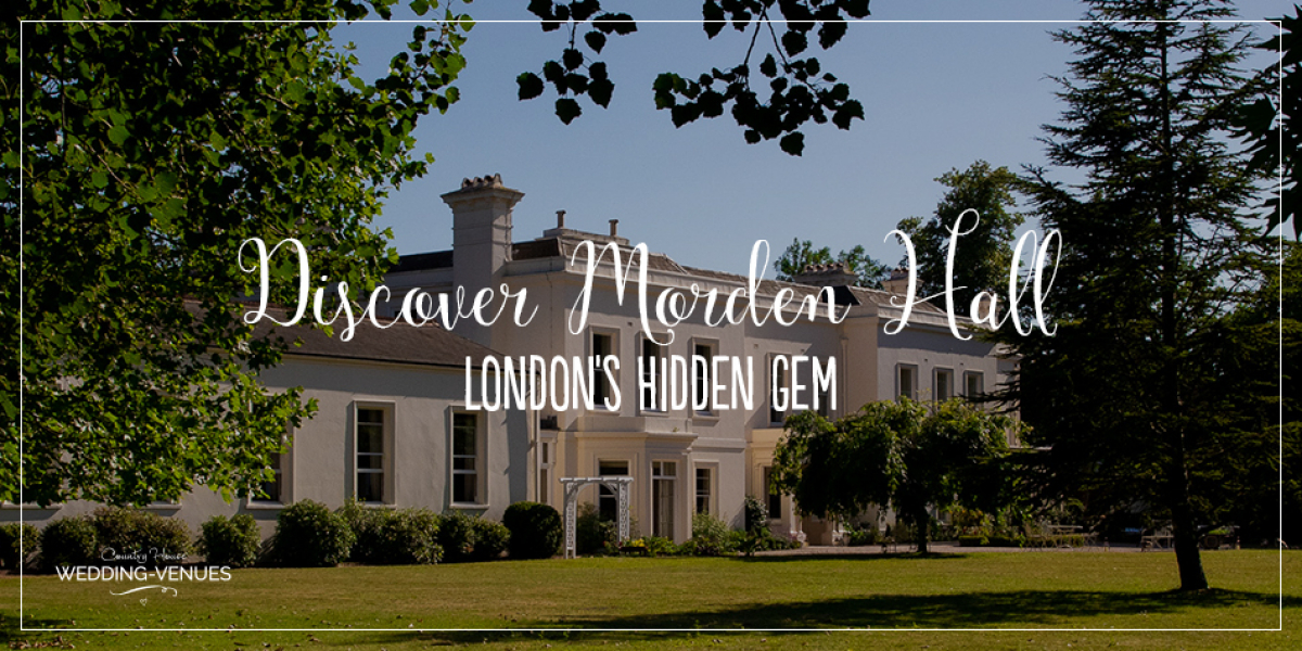 Discover Morden Hall – London's Hidden Gem | CHWV