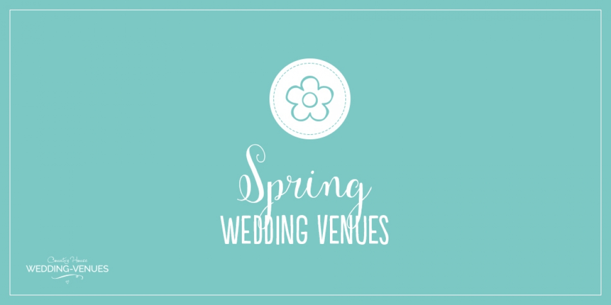 The Most Amazing Spring Wedding Venues | CHWV
