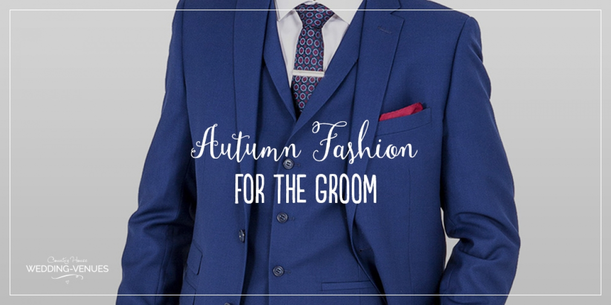 Groomed to perfection: Autumn Fashion for the Groom | CHWV