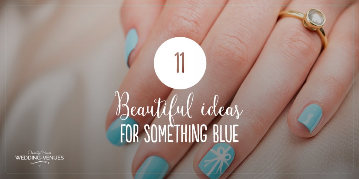 11 Beautiful Ideas for Something Blue | CHWV