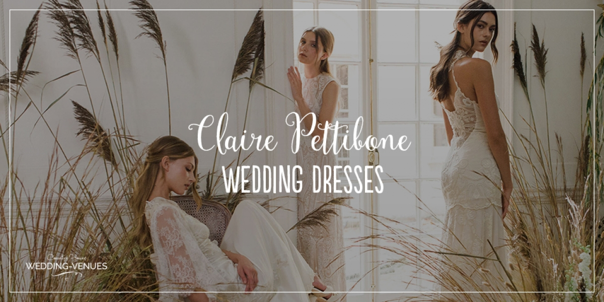 A Closer Look At Claire Pettibone Wedding Dresses | CHWV