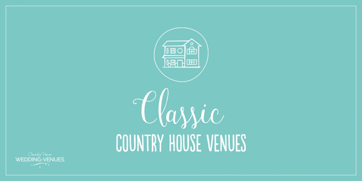 21 Classic Country House Wedding Venues | CHWV