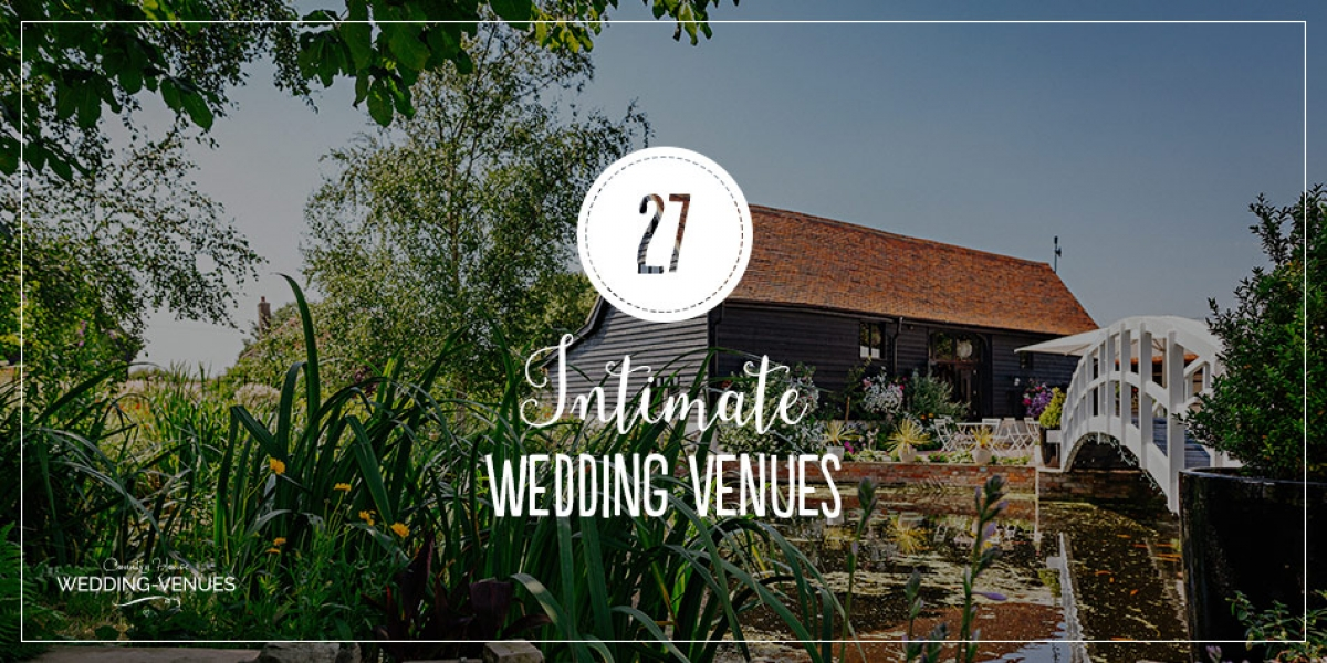 27 Intimate Wedding Venues That You Have To See | CHWV