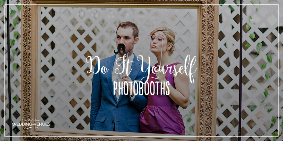 DIY Photo Booths To Suit Any Wedding | CHWV