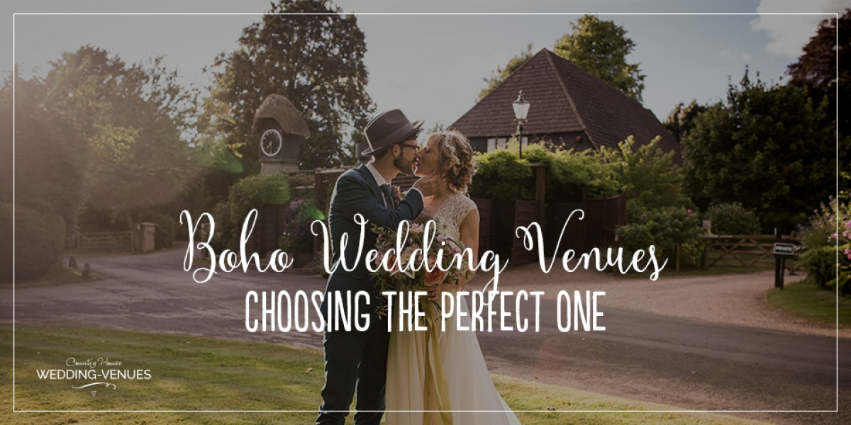 Choosing The Perfect Boho Wedding Venue | CHWV