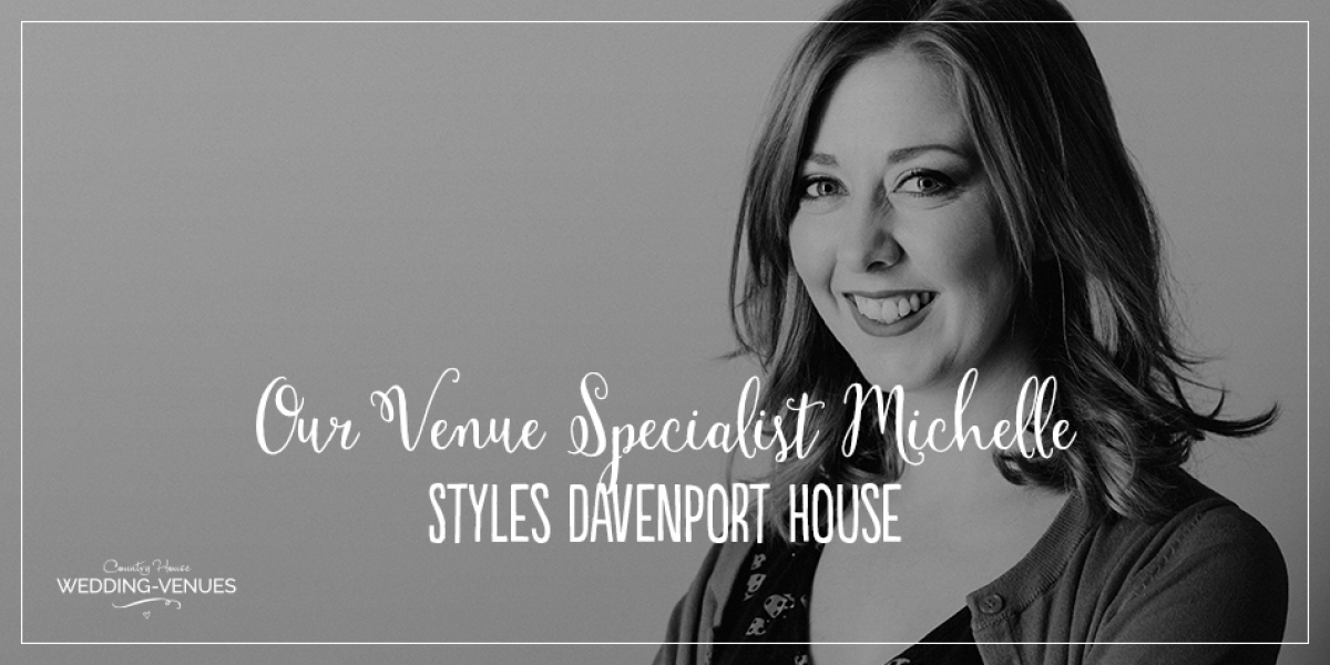 Our Venue Specialist's Perfect Wedding At Davenport House | CHWV
