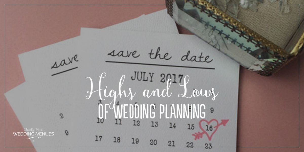 The Highs And Lows Of Wedding Planning (In GIFs) | CHWV