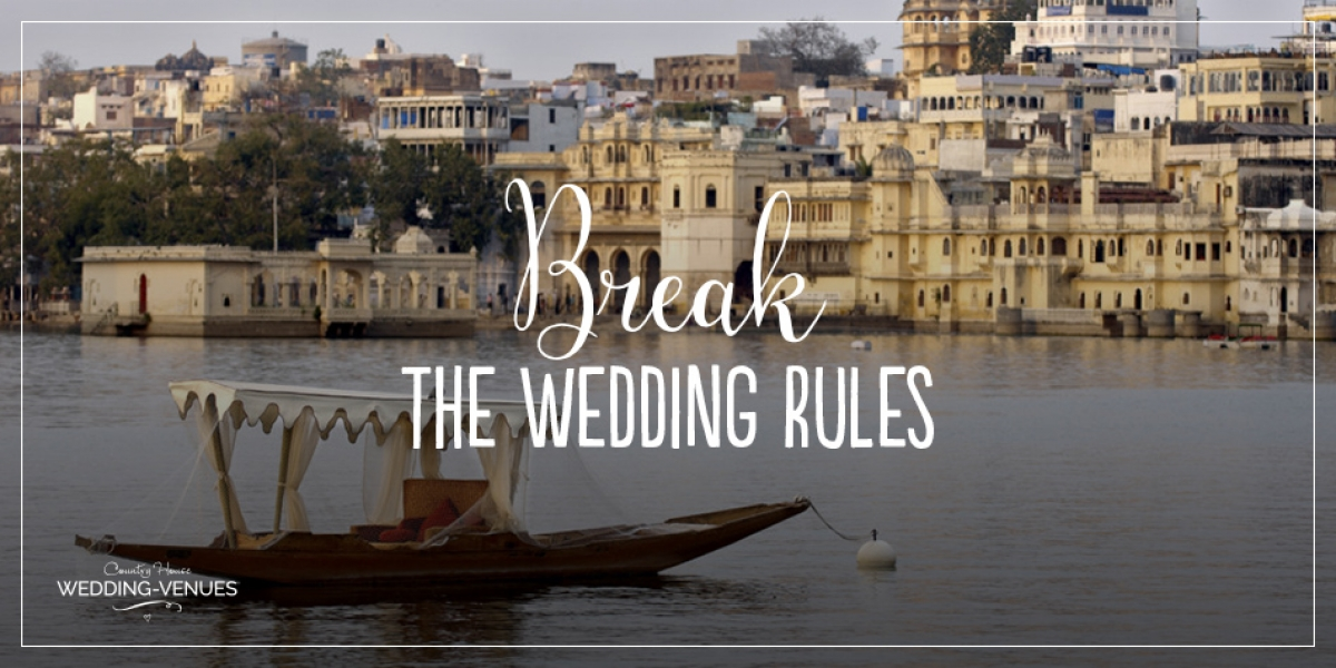 Wedding traditions you should break away from | CHWV