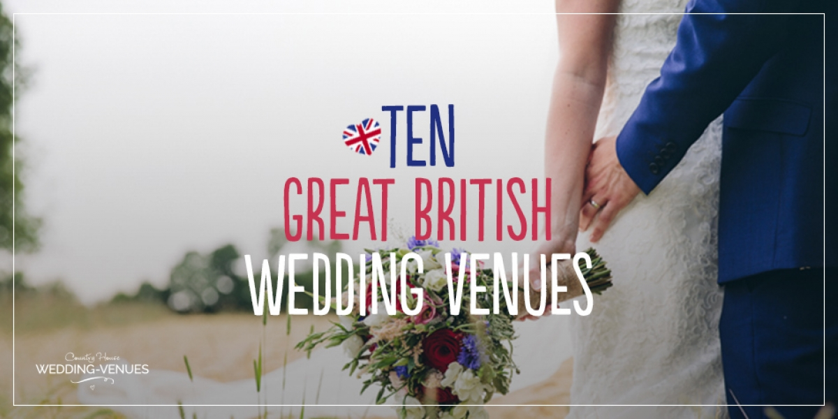 St. George's Day – 10 of the best wedding venues in England | CHWV