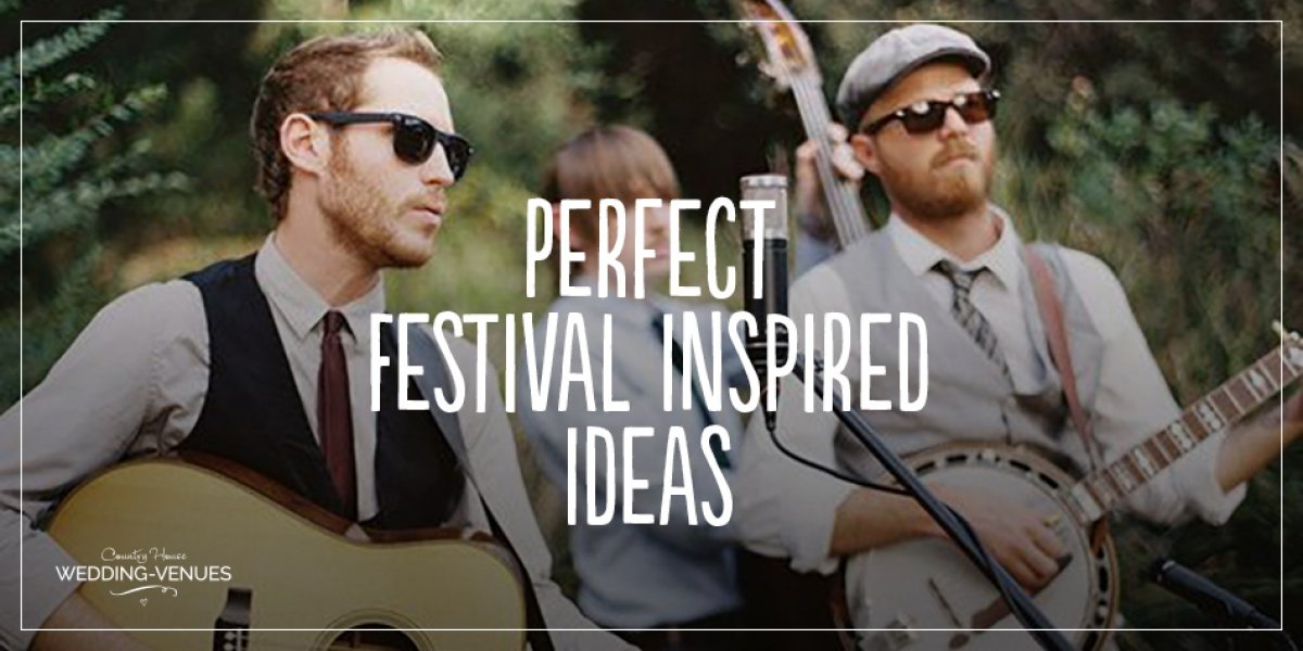 Your guide to the perfect festival inspired wedding | CHWV