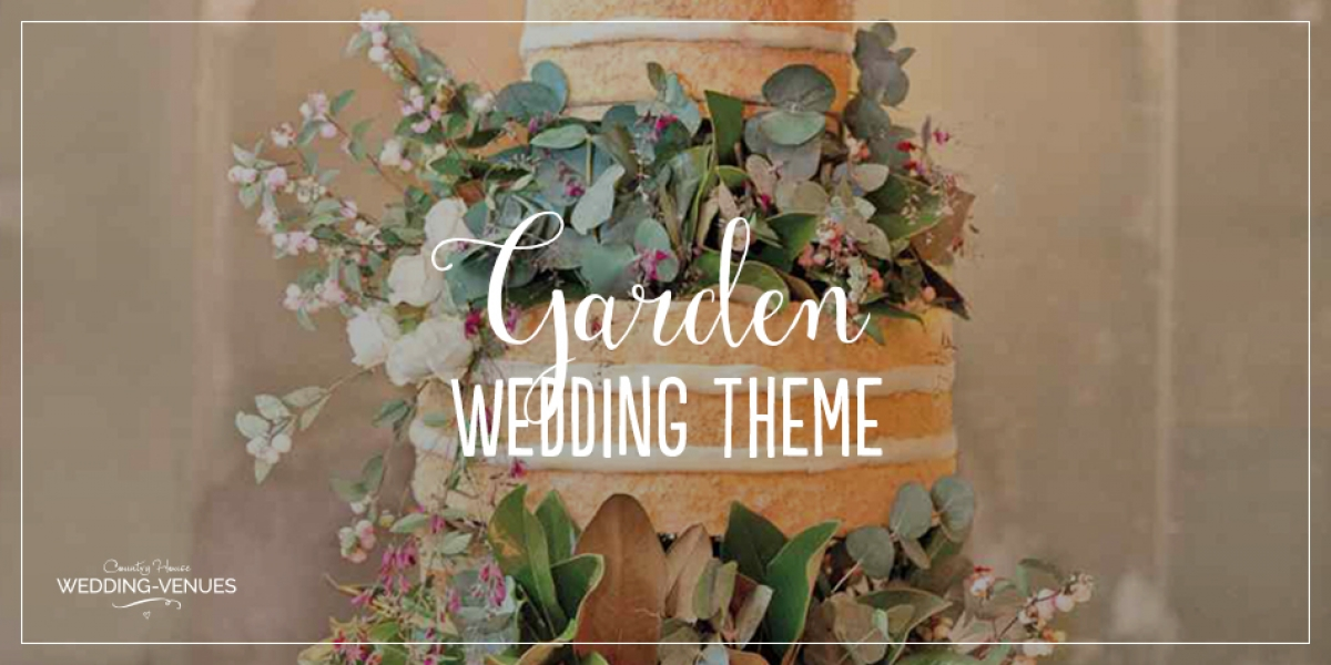 How To Get That Glorious Garden Wedding Theme | CHWV
