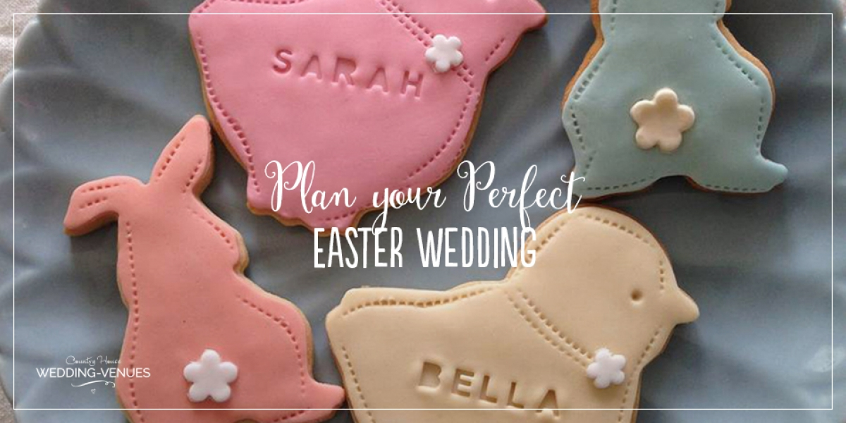 How To Plan The Perfect Easter Wedding | CHWV
