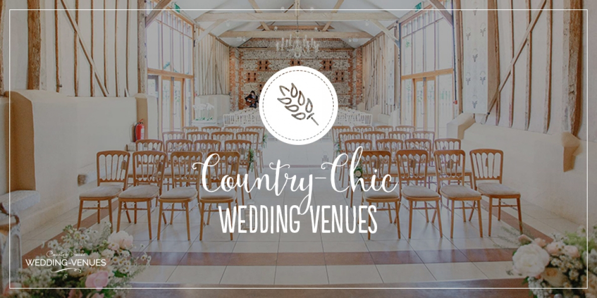 10 Incredible Country-Chic Wedding Venues | CHWV