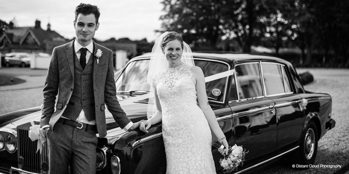 Real Wedding - Kate And Dale's Day Of Luxury At Swynford Manor | CHWV