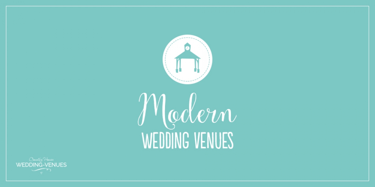 20 Modern Wedding Venues That You Have To See | CHWV